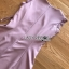 Lady Ribbon Pink Crepe Dress thumbnail 7