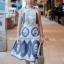 Lady Madison Modern Lace and Crepe Dress thumbnail 3