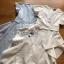 Ruffle Dress Lady Ribbon ขายเดรสยาว thumbnail 7
