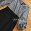 Checked Ruffle Lady Ribbon Dress thumbnail 5