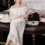 White Lace Dress thumbnail 3