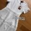 White Lace Dress เดรสผ้าลูกไม้สีขาว thumbnail 5