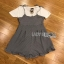 Lady Pamela Checked Cotton Playsuit thumbnail 6