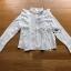 Laser-Cut Cotton Blouse เสื้อผ้าคอตตอนสีขาว thumbnail 9