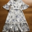 Chiffon Ruffle Maxi Dress เดรสยาว thumbnail 6