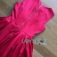 Lady Lara Sexy Scarlett Rose Embroidered Dress thumbnail 5