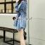 เซ็ทลุคสาวเกาหลี ทรงเสื้อสูทแต่งปกโค้ง ทรงคอบัว thumbnail 3