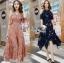 Lady Mandy Floral Cut-Out Dress thumbnail 1