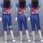 เสื้อ sport แขนสั้นด้านข้างพิมพ์ลายสีๆ thumbnail 2