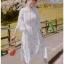 Chiffon Ruffle Maxi Dress เดรสยาว thumbnail 3
