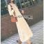 Lace Midi Dress with Slip Dress thumbnail 4