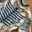Printed Ruffle-Sleeve Dress เดรสผ้าเครป thumbnail 5