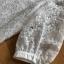 Lady Diamond Sweet White Lace Dress thumbnail 5