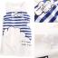Lady Ribbon Online เสื้อผ้าออนไลน์ขายส่ง Normal Ally เสื้อผ้า,NA03220816 &#x1F389Normal Ally Present summer cloud print casual dress&#x1F389 (เดรส ,ซับในอย่างดีทั้งชุด) thumbnail 6