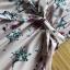 Lady Ribbon Zig-Zag Crepe Dress thumbnail 5