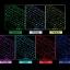 """ISYNAT เคสคีย์บอร์ดมีไฟ LED 7 สี หมุนได้ 360 องศา - เคสไอแพด 2018 (9.7"""") thumbnail 3"""