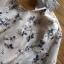 Chiffon Dress เดรสผ้าชีฟองพิมพ์ลายดอกไม้ thumbnail 8