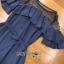 Lady Ribbon Chiffon Dress เดรสผ้าชีฟอง thumbnail 6