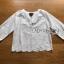 Cotton Blouse Lady Ribbon เสื้อคอตตอน thumbnail 7