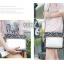"""เคสกระเป๋าสะพาย ลายจุด Fashion Polka Dot - เคสไอแพด 2017 (9.7"""") thumbnail 9"""