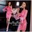 ชุดเดรสถักทอเข้ารูปสไตล์เกาหลี thumbnail 1