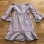 Off-Shoulder Lady Ribbon Lace Dress thumbnail 8