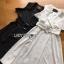 Lady Nelly Neutral Coat Dress thumbnail 5