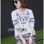 Lady Annie Tribal Chic Top and Shorts Set thumbnail 1