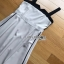Lady Gabby Two-Tone Vintage Crepe Dress thumbnail 8