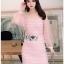 Frilled Tulle Lady Ribbon Dress thumbnail 4