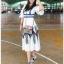 Chiffon Dress เดรสผ้าชีฟอง thumbnail 2