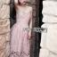 Lady Jane Baby Pink Lace Single Dress thumbnail 2
