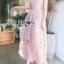 Lady Jane Baby Pink Lace Single Dress thumbnail 3