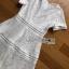 White Lace Dress เดรสผ้าลูกไม้สีขาว thumbnail 6