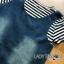 Lady Cindy Striped T-Shirt and Denim thumbnail 6