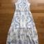 Lady Chloe Casual Printed Dress เดรสยาวแขนกุด thumbnail 8