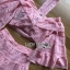 Lady Erika Bubblegum Crop Top and Skirt Set thumbnail 7