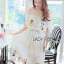 Lady Elise Summer Embroidered Chiffon Dress thumbnail 4