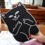 เคสซิลิโคน แมวดำ แมวขาว (เคส iPad mini 4) thumbnail 9
