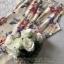 เดรสผ้าเครปผสมซิลล์พิมพ์ลายดอกไม้ thumbnail 10