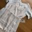 Sweet and Pure Ruffle Lady Ribbon Lace Dress thumbnail 5
