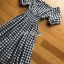 Lady Eva Country Style Check Cotton Dress thumbnail 5