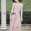Lady Jane Baby Pink Lace Single Dress thumbnail 1