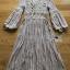 Dress เดรสผ้าลูกไม้สีเบจสไตล์วินเทจ thumbnail 12