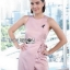Lady Sweet Baby Pink Jumpsuit thumbnail 1
