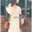 Midi Dress Lady Ribbon with Slip Dress thumbnail 3
