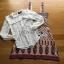 Lady Rosie White Lace Shirt Dress thumbnail 4