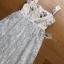 Lady Lauren Cotton with Lace Dress thumbnail 6