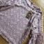 Chic Flower Lace Blouse เสื้อแขนยาว thumbnail 6