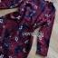Lady Alora Spring Blossom Printed Ruffle Crepe Dress thumbnail 6